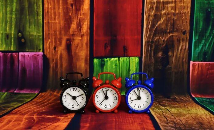 Gestión de tiempo