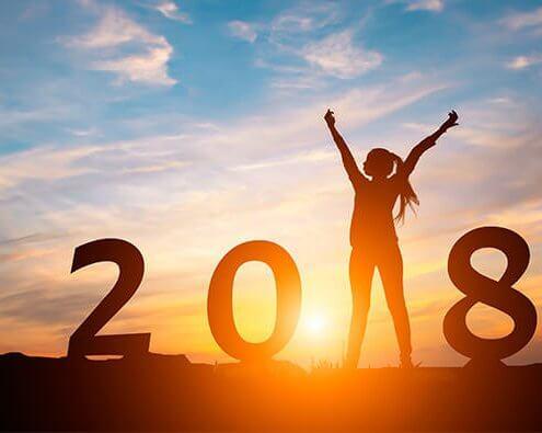 5 Propósitos 2018 que deberás cumplir - Time Manager