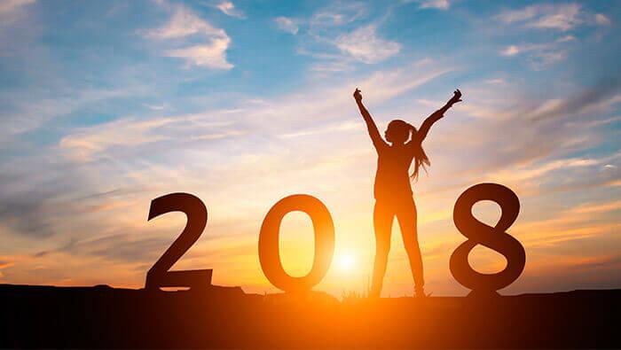 5 Propósitos 2018 que deberás cumplir.