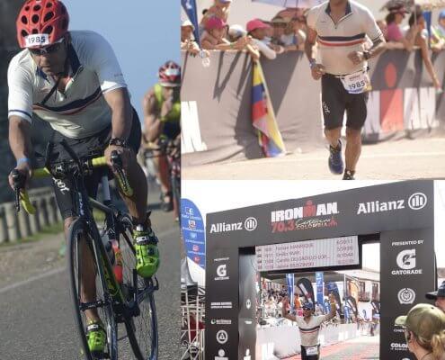 Sergio León, Director de Time Manager, participó en el Ironman Cartagena 70.3.