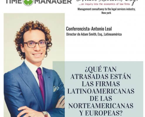 ¿Qué tan atrasadas están las firmas latinoamericanas de las Europeas?