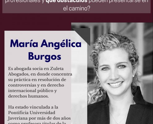 Las Mujeres En El Mundo Legal - Podcasts Time Manager